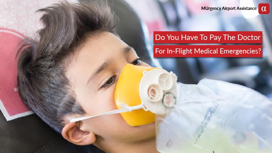 medical emergency on board, doctors in flight emergency, pay doctors for emergency on flight, airline pays doctors of medical emergency, in-flight emergency, payment, compensation for doctors, compensation,